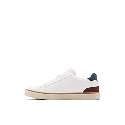ALDO Men's Rex Sneakers, White, 10.5