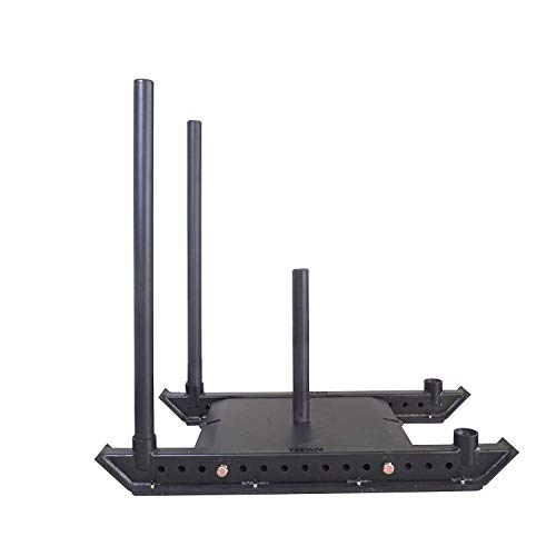 Happy Buy Fitness Sled Red Training