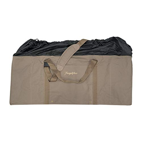 Tanglefree 12 Slot Mid-Size Goose Decoy Bag 50' Long, 17.5' Wide, 20.5' Deep with 8' x 8.5' Pocket Size