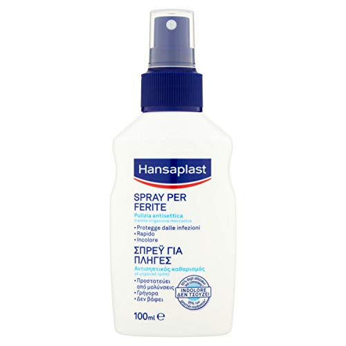 Beiersdorf Hansaplast Spray Per Ferite 100Ml 10 Pz - 1290 g