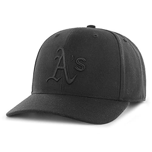 '47 Brand Low Profile Cap - Zone Oakland Athletics schwarz