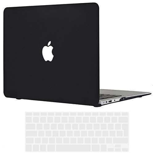 TECOOL Funda MacBook Air 13 Pulgadas (Versión: 2010-2017), Delgado Cubierta Plástico Dura Case Carcasa con Tapa del Teclado...