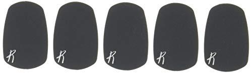 D'Addario - Compensador (0,8 mm, 5 unidades), color negro