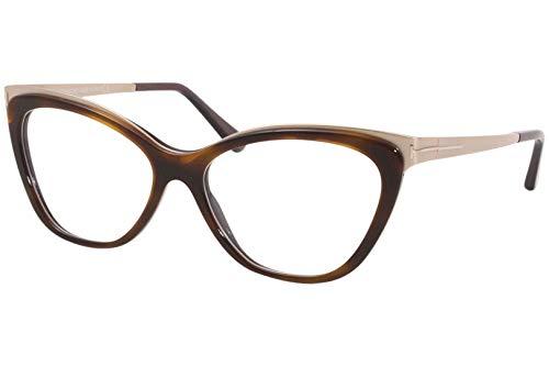 TOM FORD Eyeglasses FT5374 052 Dark Havana 54MM