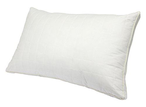 Century Home Natural Home Woolmark Certified All Around Wool Pillow, King