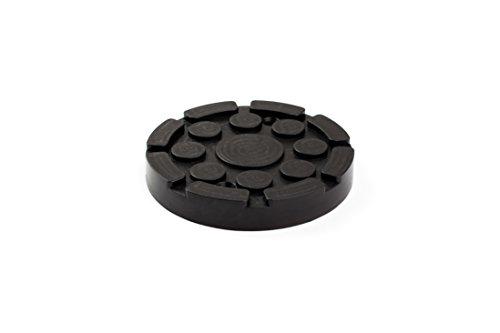 Kora TP120 - 4 TP120-4 4 Stück Gummiteller ohne Stahlplatte für Hebebühnen Slift, Automaster und Maha