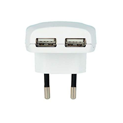 SKROSS \'Euro -USB\' Ladegerät Weiss OneSize