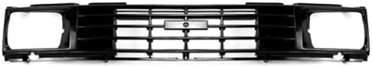 CarPartsDepot 2Wd Grill Grille Assembly Front Black To1200107 5310089109