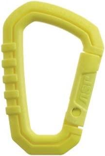 ASP Polymer Carabiner, Neon Yellow