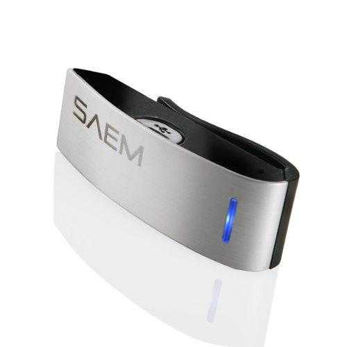 Veho VBR-001-S Bluetooth-Empfänger mit Lenker und Mikrofon (3,5mm Klinke, 1 Stück)
