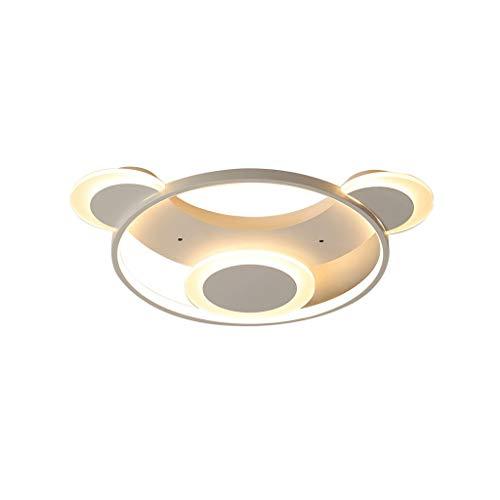 GZQDX Led-plafondlamp, creatief, voor kinderen, moderne led-plafondinbouwlamp, plafondlamp, voor hal, ingang, badkamer