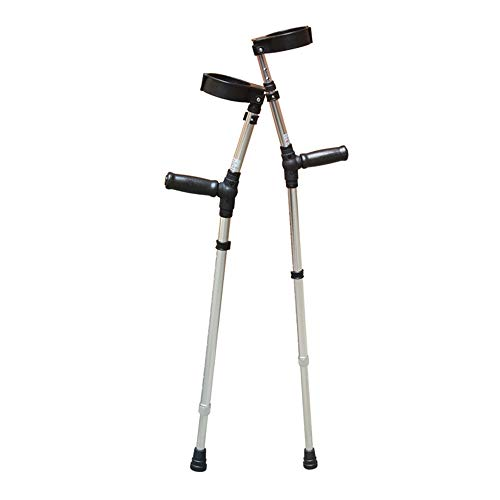 Yxsd Elleboog krukken licht wandelen stokken onder de krukken revalidatie onderarm
