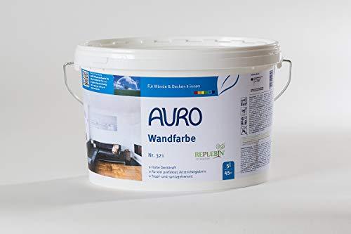 Auro Wandfarbe 5 L 10 Liter