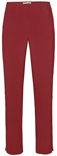 Stehmann LOLI-742 Chilli, Bequeme, stretchige Damenhose, mit etwas schmalerem Beinverlauf als die