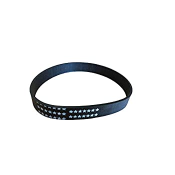 TVP Replacement for Eureka e AS2000 Upright Long Life Vacuum Cleaner Flat Belt # 83797
