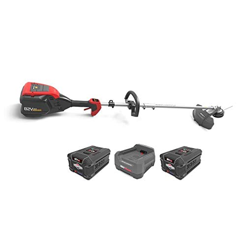 Find Bargain Snapper Bonus Battery XD 82V String Trimmer w/ (2) Lith Ion Batteries & Charger