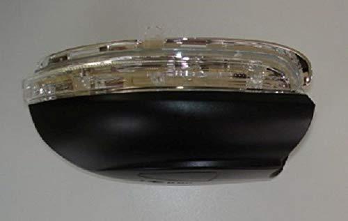 LED Spiegelblinker rechts Pro!Carpentis kompatibel mit Golf 6 (Vl) Baujahr ab 10/2008 bis 10/2012 Blinker für Außenspiegel
