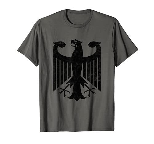 Deutscher Adler Deutsches Wappen Deutschland T-Shirt