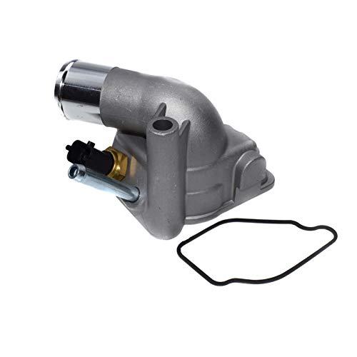 VITKT Sensor de juntas de alojamiento del termostato Fit para Opel Astra G Astra H Corsa C Vectra B C 24456401 6338035 1338001 93181245