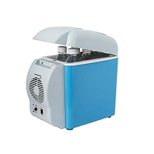 Frigo RéFrigéRateur Congelateur Glaciere Réfrigérateur chaud et froid à double usage 7,5L / 12V voiture petit réfrigérateur multi-usages mini voiture portable / voiture d'essai à domicile double usage
