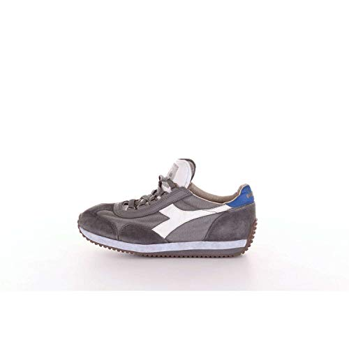 Diadora Sneaker Equipe SW Dirty Evo 201.173899 Storm Gray Taglia 41 - Colore Grigio