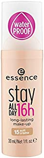 Essence Stay All Day Makeup Foundation long-lasting make-up - Soft Creme, 30 ml