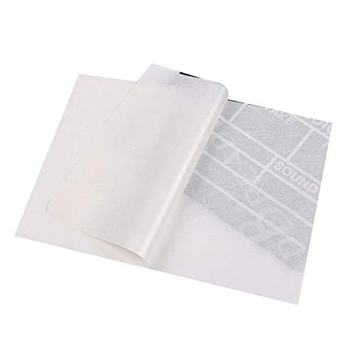 Ningb 100 stks Greaseproof Papier Cake Roll Bakplaten Wax Papier Brood Verpakking Papier Laminering Lade Bakpapier Pad