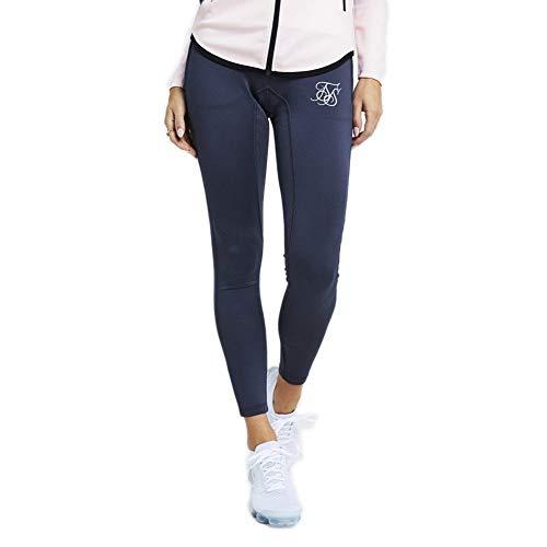 Sik Silk Athlete Jogger Pantalones Mujer Gris 6 XXS (XX-Small)