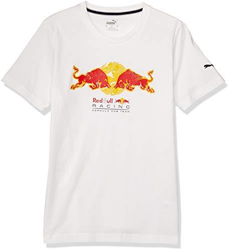Red Bull Racing Tread T Shirt, Uomini Small - Abbigliamento Ufficiale