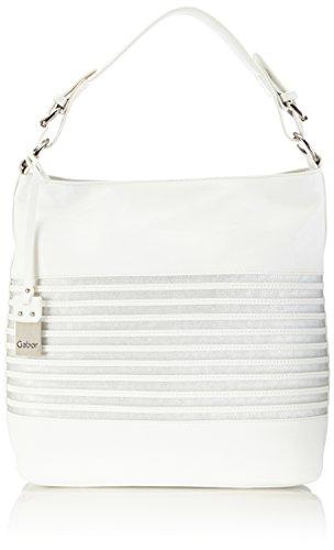 Gabor DAISY 7234 Damen Shopper 38x33x14 cm (B x H x T), Weiß (weiß 12)