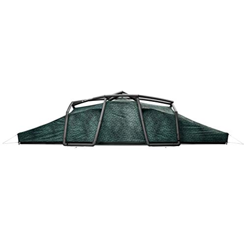 HEIMPLANET Original | Nias 4-6 Person Tunnel Tent | Inflatable Tent - Set Up in Seconds | Waterproof Outdoor Camping - 5000mm Water Column | Supports...