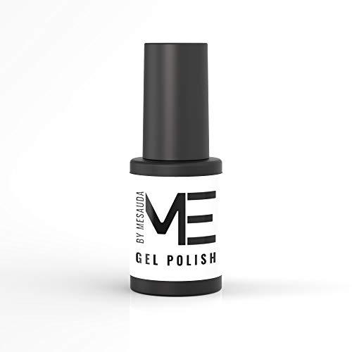 Mesauda - Vernis gel semi-permanent - 101 Snow White - 5 ml