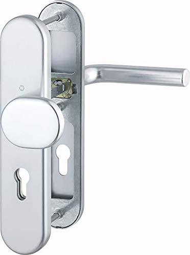 Hoppe Bonn Aluminium Schutz-Wechselgrt Schild 86G/3331/3310/150 GRT-SST ES1 F1 PZ-72 8 42-47
