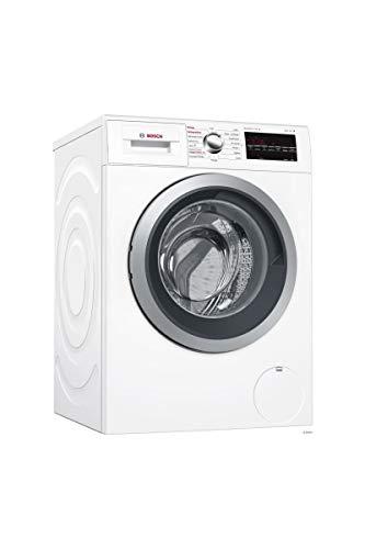 Lave linge sechant Hublot Bosch WVG30462FF - Lave linge Frontal séchant - Pose libre - capacité : 7 Kg - Vitesse d'essorage maxi 1500...