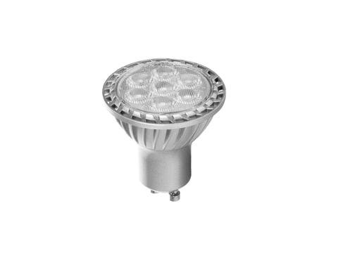 5.5w (50w) LED GU10 luz bombilla