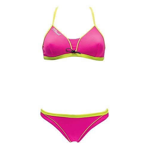 HEAD Damen SWS Pipe Bikini Lady - Pbt Trainingsanzug, Magenta, 42