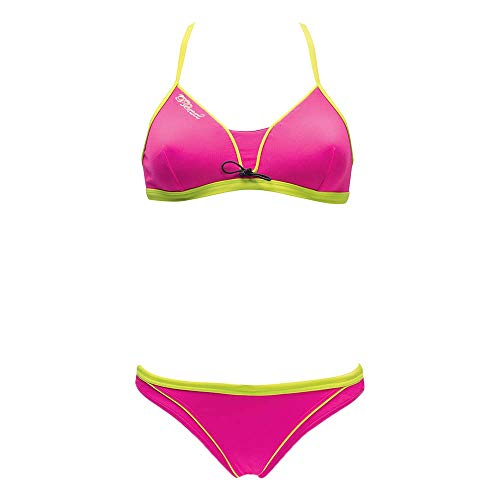 HEAD Damen SWS Pipe Bikini Lady - Pbt Trainingsanzug, Magenta, 46