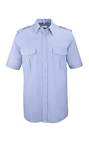 GREIFF Classixx Herren Pilothemd, Farbe: Bleu, Gr: 4142