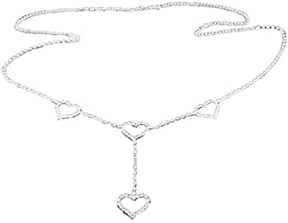 Best heart chain belt Reviews