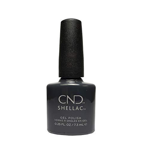 CND Cosmetics Creative Nail Design Schellack UV, Farbe: Asphalt. Oz 25