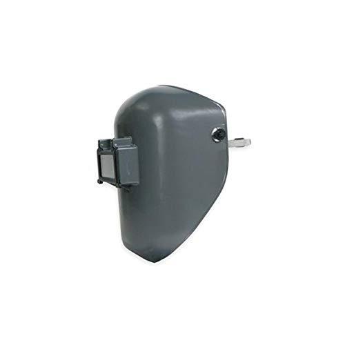 Fibre-Metal Hard Hat F5906 - Casco termoplástico de soldadura, color gris oscuro