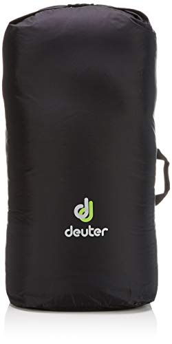 Deuter Unisex-Adult Flight Cover 60 Schutzhülle, Black, 92 x 48 cm