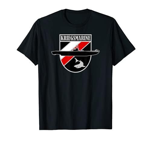 WW2 Camiseta alemana U-boat - Kriegsmarine Camiseta