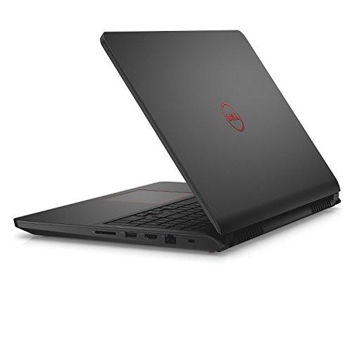 Dell Inspiron 15.6-Inch Full HD Gaming Laptop PC, Intel i7-6700HQ Quad-Core 2.6GHz, 8GB RAM, 1TB + 8GB SSHD, NVIDIA GeForce GTX 960M 4GB GDDR5, Backlit Keyboard, Windows 10