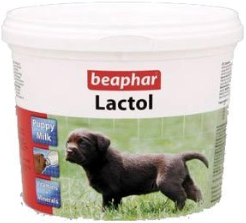 Beaphar Lactol Milk Supplement for Puppies, 250 g, Pack of 6