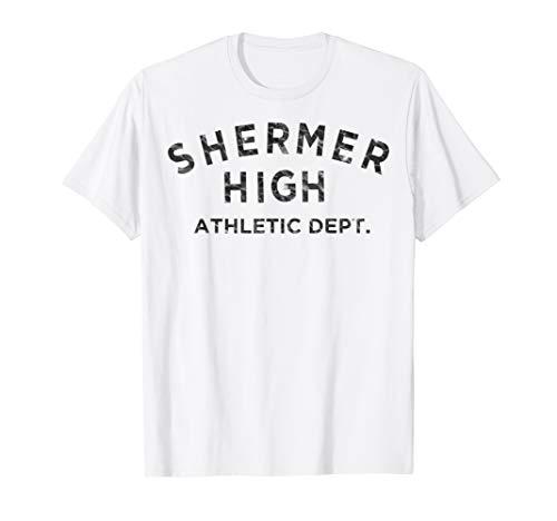 Shermer High Athletic Department T-shirt for Men, Women