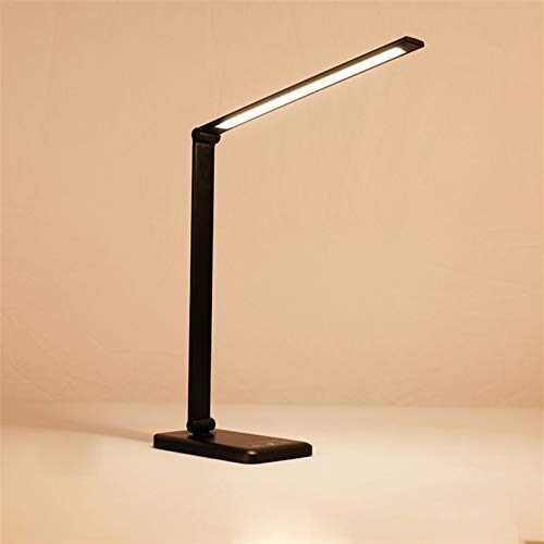 Lámpara de mesa de noche Lámpara de mesa Lámpara de escritorio LED...