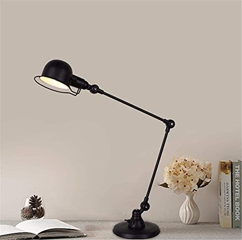 CMMT Lámpara de escritorio Northern Europe.simple.fashion.personality.Mechanical Long Arm.Night Light LED Eye Table.light.decoration.gift
