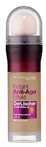 Maybelline New York Instant Anti-Age Löscher Foundation Nr. 45 Light Honey, 20 ml