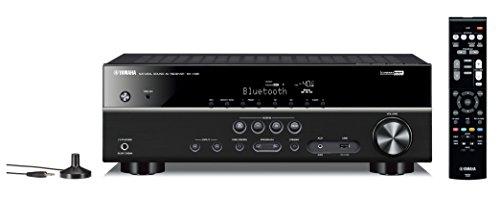 Yamaha MusicCast - RX-V381 - Amplificateur 100 W HDMI Noir